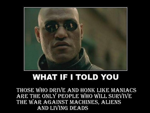 what if i told ya
